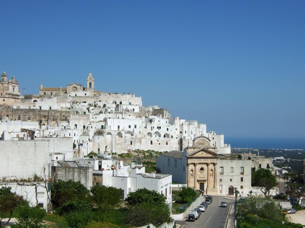 Reisebericht - Wanderreise Italien Apulien