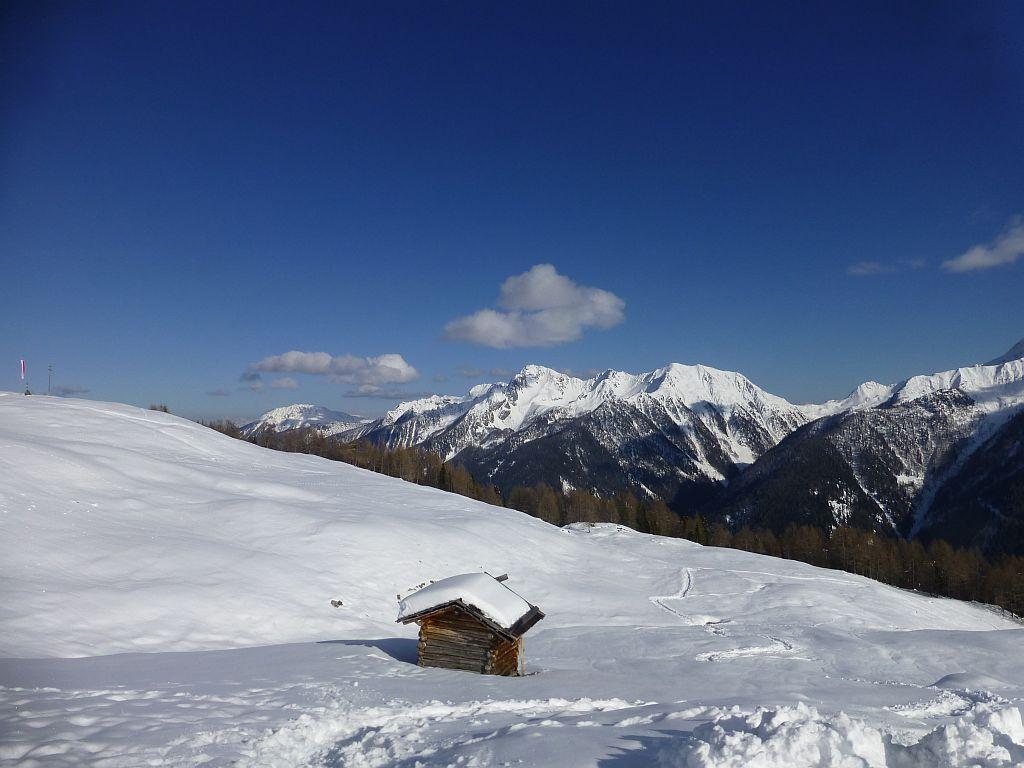 Reisebericht - Winterreise Südtirol Ultental