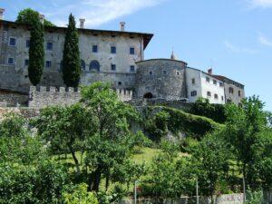 Slowenien Burg Stanjel - Sento Wanderreisen