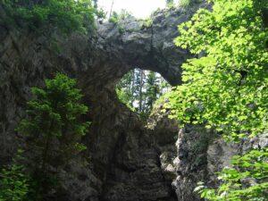 Slowenien Rakov Felstor - Sento Wanderreisen