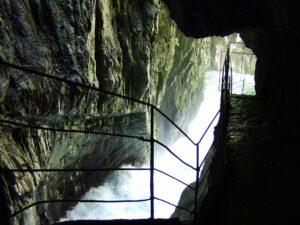 Slowenien Skocjan rauschendes Wasser - Sento Wanderreisen