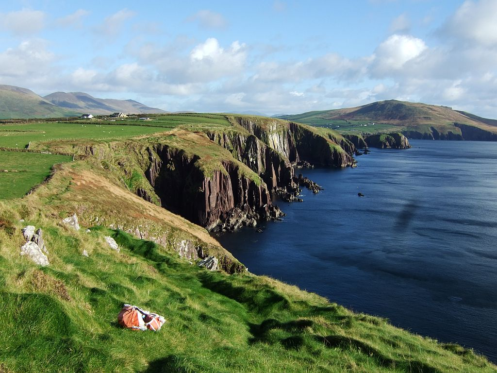 Wandern in Irland Dingle-Halbinsel - Sento WanderreisenSento ...