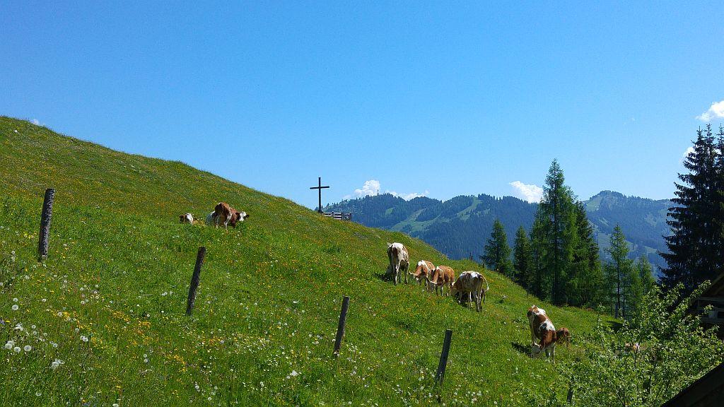 Wandern und Yoga Österreich - Salzburger Land